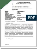 Química 1. Juan