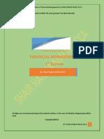 Fresh Start to Financial Management