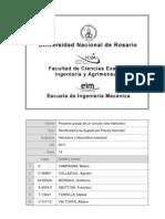 Grupo 12 - Rectificadora de Superficies Planas Normatic