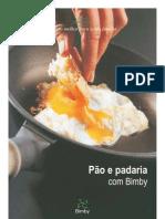 Bimby - Pao e Padaria Com Bimby