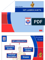Hp Lubes Guide