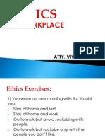 ethicsintheworkplace