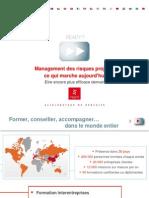 Pdj Cegos 28juin2011-Management Des Risques Projet v2
