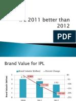 IPL 2011 Better Than 2012 (1)
