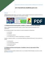 Tablerodecomando.com-Balanced Scorecard 6 Beneficios Medibles Para Una Organizacin