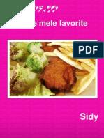 Sidy - Retetele Mele Favorite (Gustos.ro)