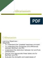 Utilitarianism 1[1]