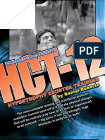 Hypertrophy Cluster Training HCT-12