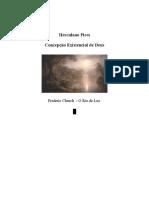 4 - Herculano Pires - Concepção Existencial de Deus