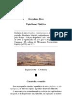 8 - Herculano Pires - Espiritismo Dialético