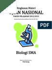 UN Biologi SMA Per Indikator