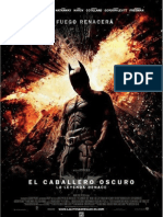 El Caballero Oscuro. La Leyenda Renace. (the Dark Knight Rises )
