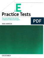 72137824 CAE Practice Tests
