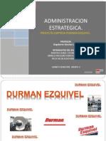 Preyecto Durma Ezquivel Final Admon Estrategica