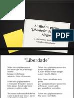 Liberdade Manuel Alegre