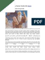 Ternyata Nabi Musa Adalah Seorang Muslim