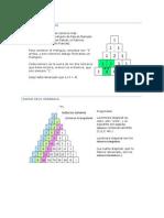 El Triángulo de Pascalx