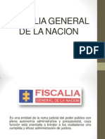 Fiscalia General de La Nacion