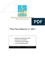 Plan Del Dnc