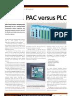 PAC Versus PLC