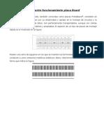 Prac Electronica Board