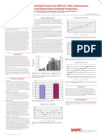 SAFC Biosciences Scientific Posters - Simplifi cation of Fed-Batch Process for PER.C6® Cells in Bioreactors for Enhanced Monoclonal Antibody Production