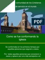 La Iglesia y La Comunidad de Los Cristianos