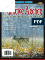 Primitive Archer Magazine 12-2011