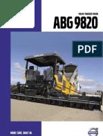 Extendedora ABG9820