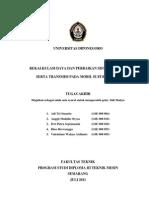 Perbaikan Sistem Kemudi Dan Transmisi