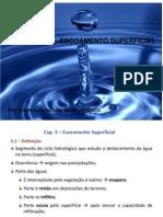 Cap 5 - Escoamento Superficial