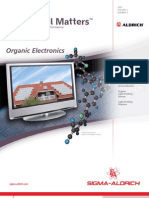 Organic Electronics - Material Matters v2n3