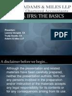 Aspe vs Ifrs