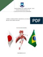 ANIMES E ANIMENCONTROS - SEDUÇÕES DA CULTURA POP JAPONESA NO BRASIL E EM CAMPINA GRANDE
