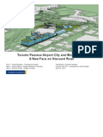 Toronto Pearson Mobility Hub
