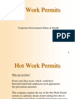 Hot Work