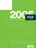 ACF-USA 2005 Annual Report