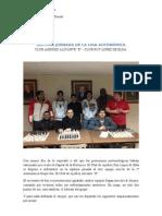 SÉPTIMA JORNADA DE LA LIGA AUTONÓMICA 2013.