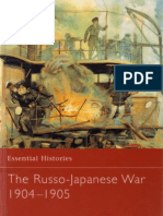 Osprey#ESS 031#The Russo-Japanese War 1904–1905