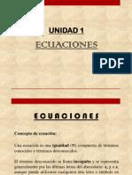 Ecuaciones Mev