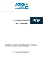ACF-USA 2002 Annual Report
