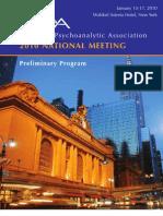 Preliminary Program