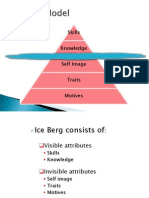 PPT of Ice Berg Model Presentation