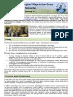 HAIVAG Newsletter Feb 2013