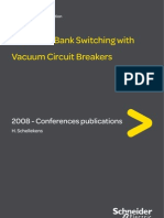 Capacitor Bank Switching with Vacuum Circuit Breakers - Schneider  Electric.pdf