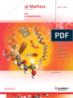 Polymerization for Advanced Applications - Material Matters v1n1