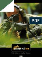 Helikon-Tex 2012 Catalogue