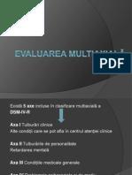 66426509 1 Evaluare Multi Axial a DSM IV