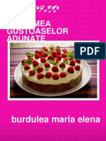 Burdulea Maria Elena - Din Lumea Gustoaselor Adunate (Gustos.ro)