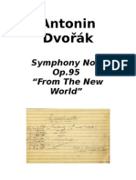 Antonin Dvořák Listening Guide
